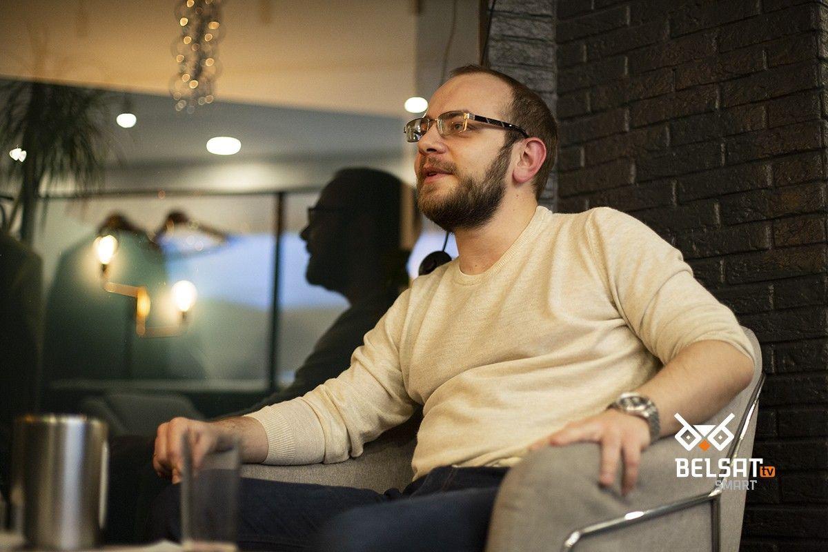 Журналіста «Белсату» Ігоря Ілляша знайшли в ізоляторі в Барановичах