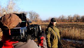 Італійські журналісти знімають документальний фільм про Віталія Марківа