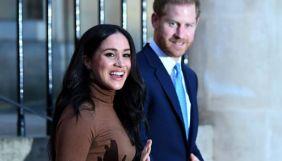 Принц Гаррі та Меган Маркл запустять подкасти для Spotify