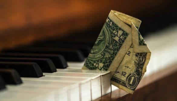 Що заважає об'єднанню організацій, які мають намір збирати роялті для музикантів?