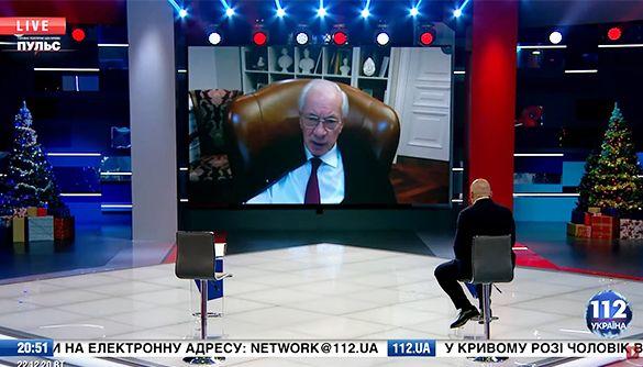 Туга за Азаровим. Моніторинг токшоу 21–25 грудня 2020 року