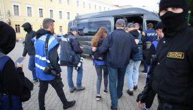 У Білорусі в 2020 році журналістів затримували 479 разів – БАЖ