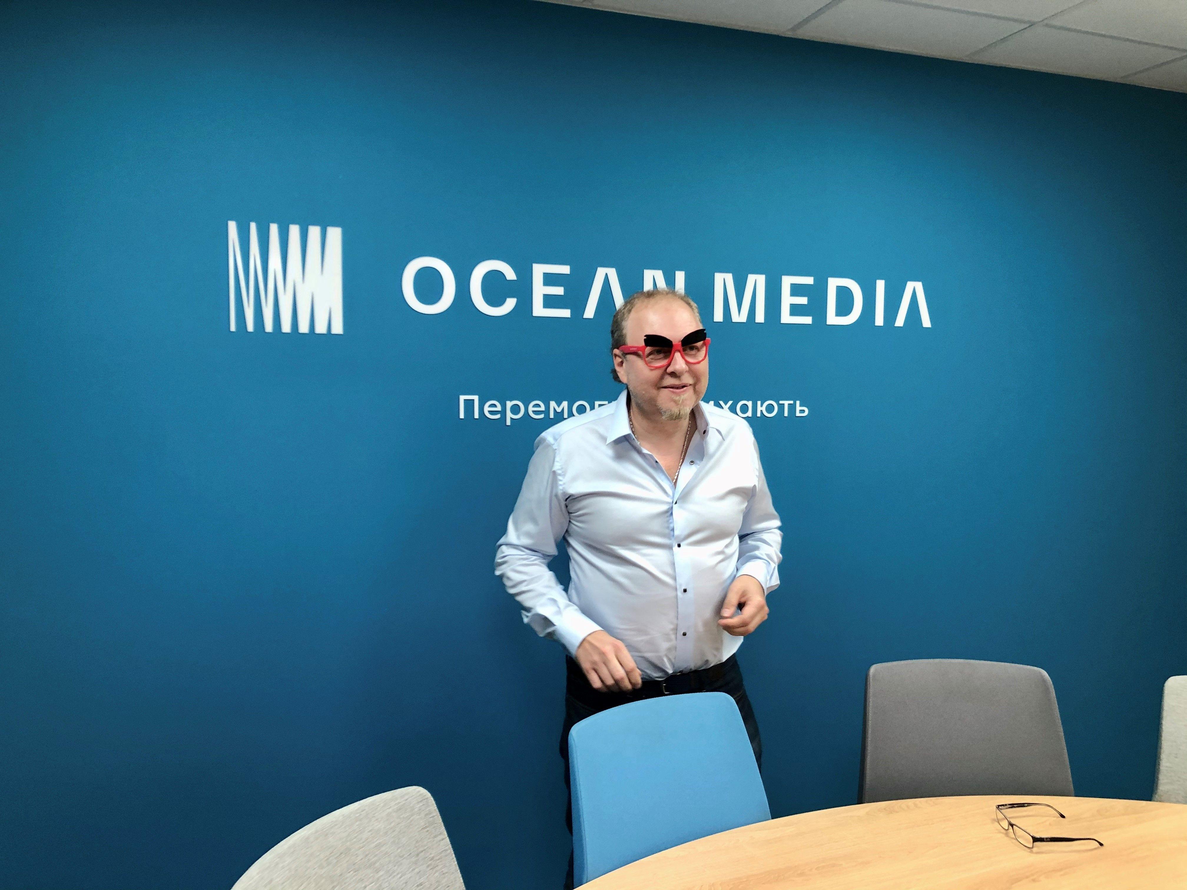 Андрій Партика, Ocean Media: 2021-й буде роком відновлення і виходу з пандемії