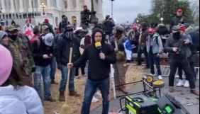 Прихильники Трампа знищили техніку та прогнали репортерів під час штурму Капітолія
