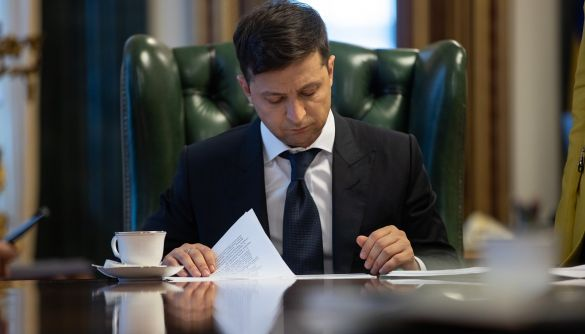 Зеленський змінив членів наглядової ради Українського культурного фонду