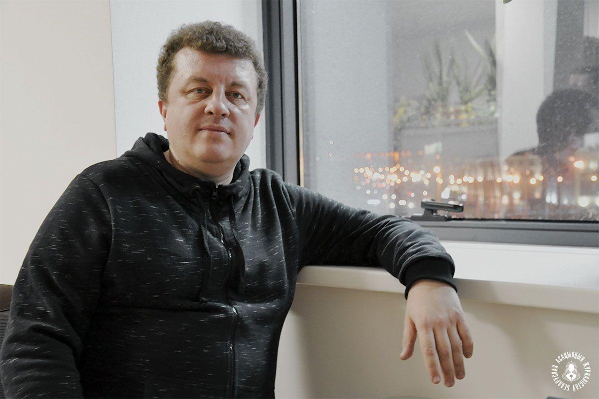 Білоруського журналіста Александрова взяли під варту