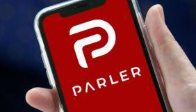 Росіяни допомогли частково відновити роботу соціальної мережі Parler