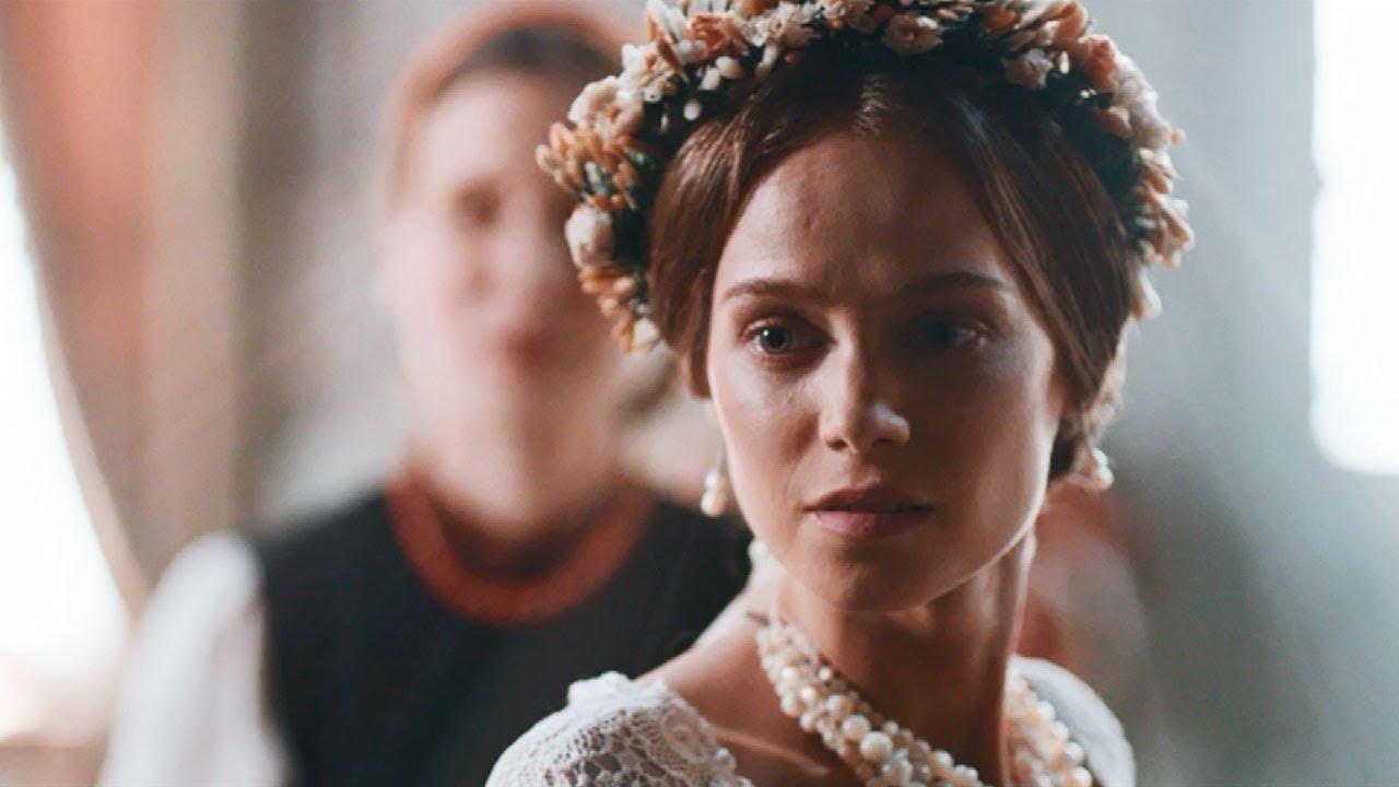 Український серіал «Кріпосна» показали на іспанському телебаченні