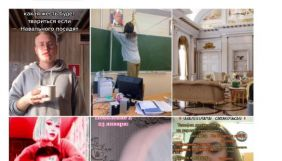 У соціальній мережі TikTok запустили флешмоб на підтримку Олексія Навального