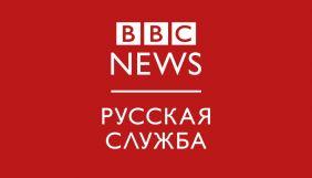 Російська служба ВВС позначила міста в Криму російськими. В МЗС України виступили проти