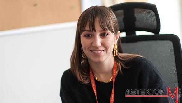 Анастасия Штейнгауз, ICTV: Символ канала — 5-конечная звезда, так что пусть и китов успеха будет хотя бы пять