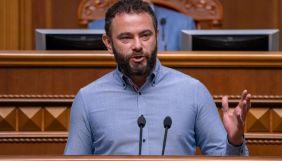 Олександр Дубінський відмовився виходити зі «Слуги народу»