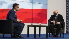Голова керівної партії Польщі: Непольські ЗМІ мають бути рідкісним винятком у нашій країні
