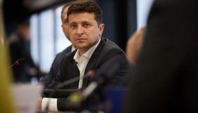 Зеленський про заборону «каналів Медведчука»: Це боротьба в інформаційній війні за правду та європейські цінності