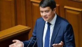 Дмитро Разумков пояснив, чому не підтримав санкції проти Козака та каналів