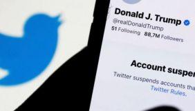Трампа не розблокують у Twitter, навіть якщо він знову піде у президенти