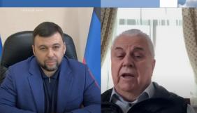 Леонід Кравчук з'явився в етері російського каналу та поспілкувався з ватажком «ДНР»