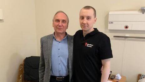Уряд погодив стипендії імені Лук'яненка журналісту Асєєву та публіцисту Козловському