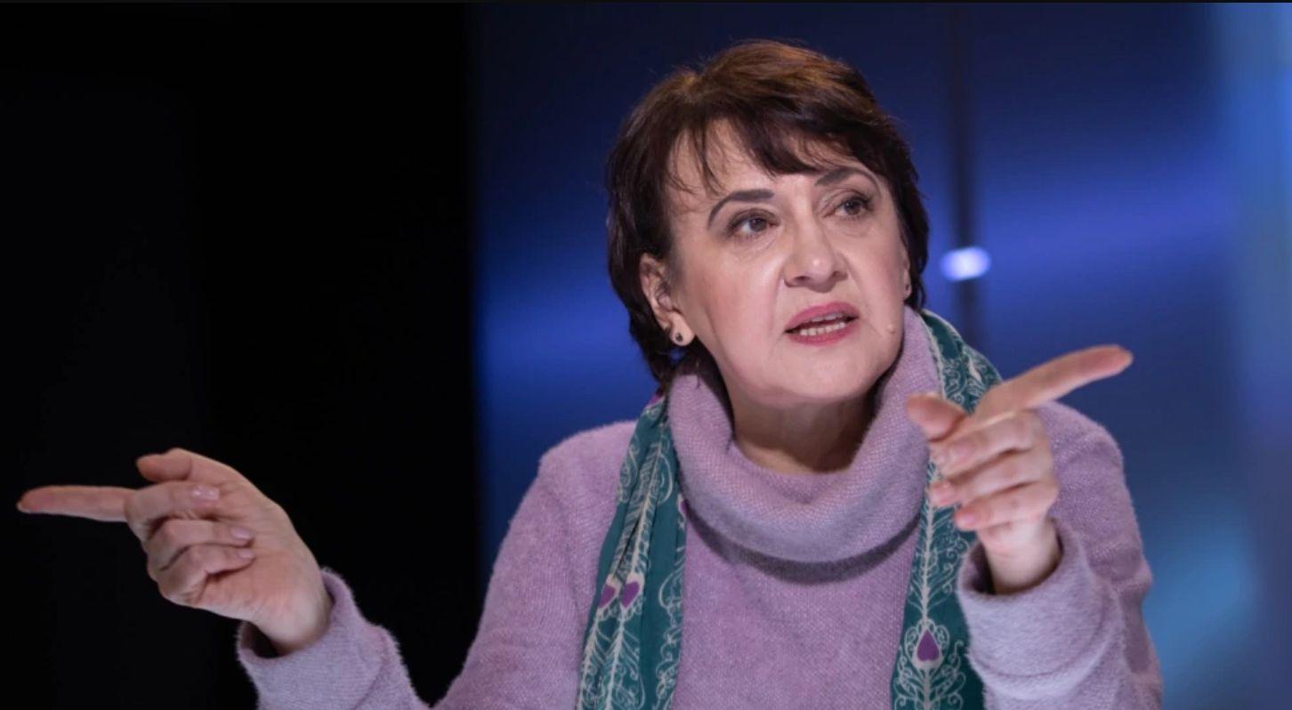 «Янукович украв клейноди Лесі Українки»: інтерв'ю Оксани Забужко