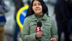 Ірина Шевченко пішла з 5 каналу