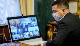 Зеленський обговорив з Даніловим виконання рішення РНБО щодо Медведчука