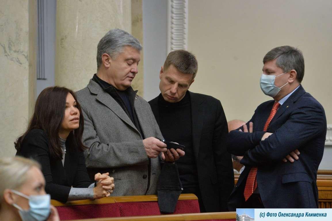 У Раду внесли законопроєкт про кримінальну відповідальність за колабораціонізм з Росією