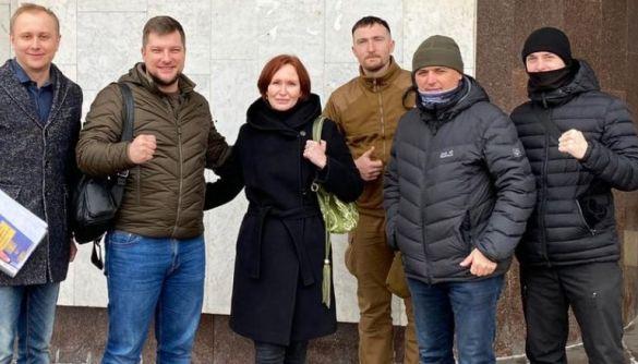 «Настрій – бойовий». Фігурантка «справи Шеремета» Кузьменко подала документи до ЦВК