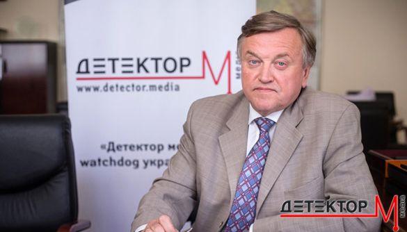 Олег Наливайко: Поки медіа будуть інструментом впливу, деолігархізувати їх не вийде