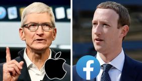 Захист персональних даних для Apple, «смерть реклами» для Facebook. За що сваряться техногіганти
