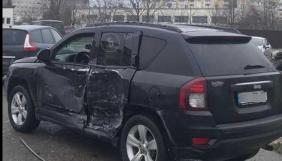 ДТП за участю нардепа Дубінського: у мережі з'явилися фото понівеченої автівки