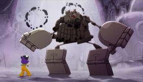 В Україні презентували трейлер анімаційного фільму «Віктор_Робот»