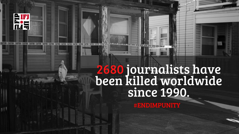 У 2020 році у світі загинули 65 журналістів та працівників медіа – звіт