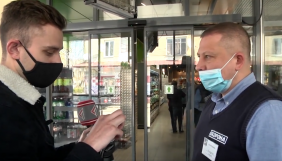 Суд оштрафував охоронця супермаркету за перешкоджання журналістам «Першого західного»