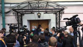 Поліція закрила провадження про перешкоджання журналістці Прямого під час штурму музею Гончара