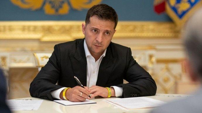 Зеленський ввів у дію санкції РНБО проти ІТАР-ТАСС, «Росії сьогодні», «Газети.Ру» та ще низки росЗМІ