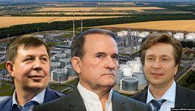 «Російська годівниця». Медведчук та Козак у 2014 році отримали під контроль великий нафтовий бізнес у РФ – ЗМІ