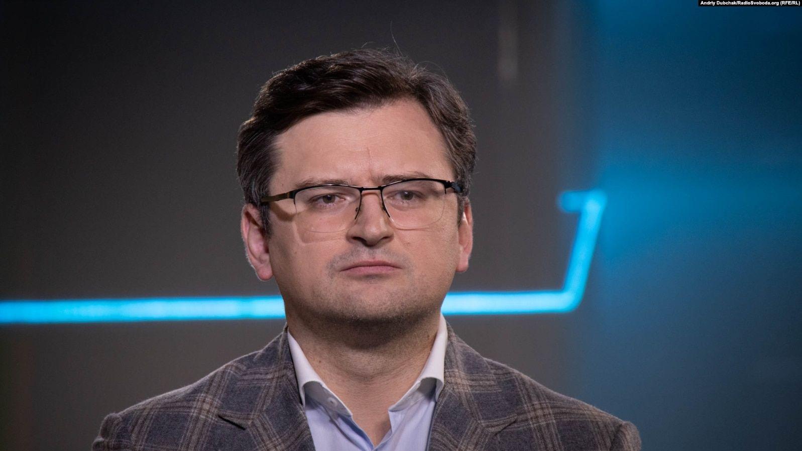 Кулеба про затримання Владислава Єсипенка у Криму: Публічність – стримувальний фактор для РФ