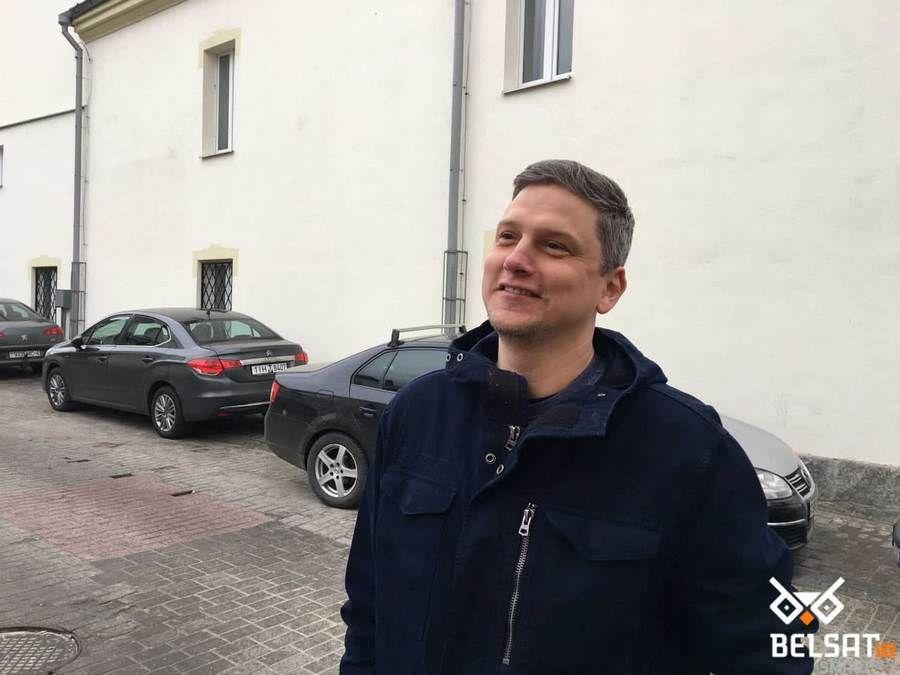 Влада Білорусі звільнила затриманого журналіста Павла Можейка