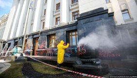 Протести на Банковій: суд відправив під домашній арешт учасника акції Білковського