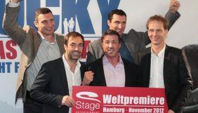 Брати Кличко повідомили, що Сталлоне зніме про них фільм