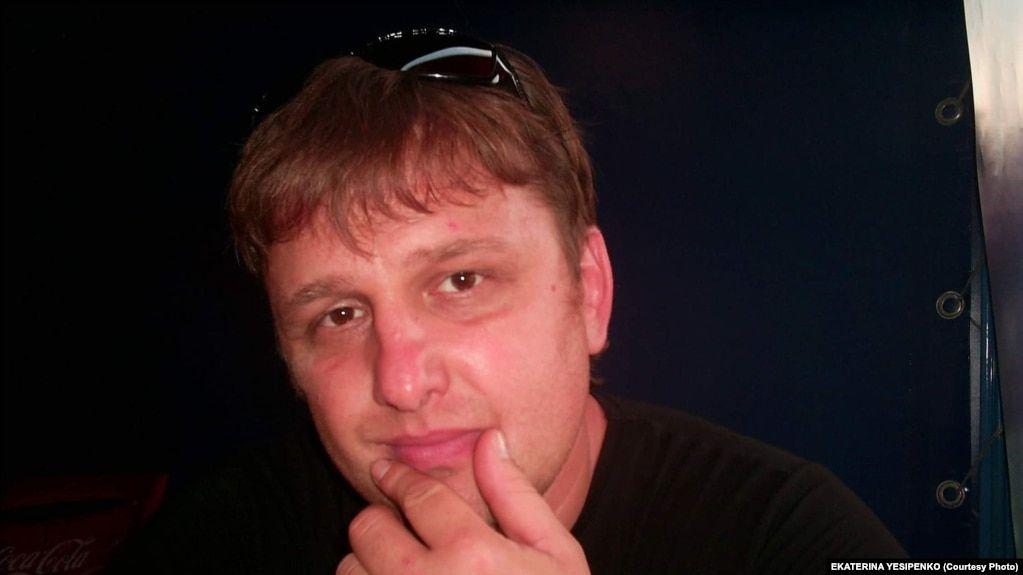Радіо Свобода обурене тортурами затримного у Криму Владислава Єсипенка