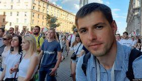 У мінського кореспондента «Настоящего времени» Романа Васюковича пройшли обшуки