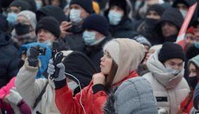 У Росії журналістку «Радіо Свобода» звинувачують нібито в участі в трьох акціях на підтримку Навального