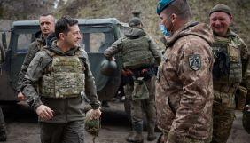 Офіс президента планує випустити декілька влогів про поїздку Зеленського на Донбас