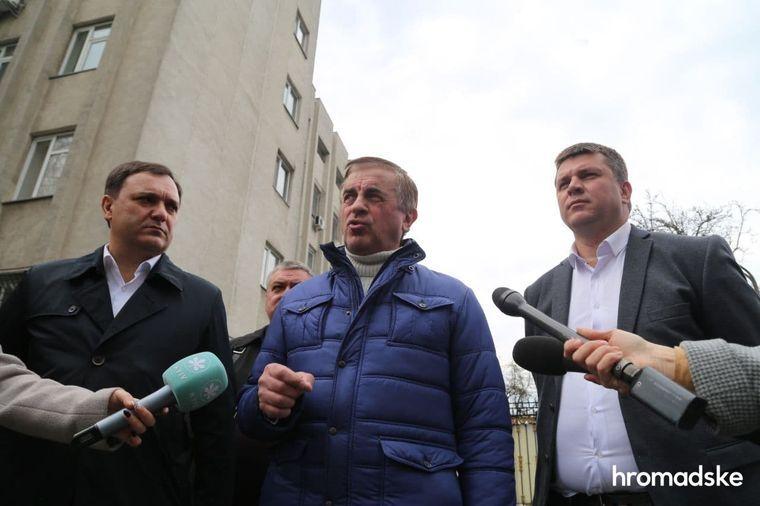 Підозрюваного в держзраді «експерта» каналів Медведчука Дудкіна звільнили з-під варти