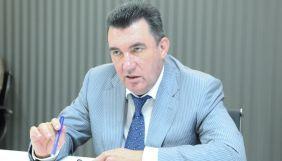 Секретар РНБО закликав журналістів виважено подавати інформацію через активізацію пропаганди РФ