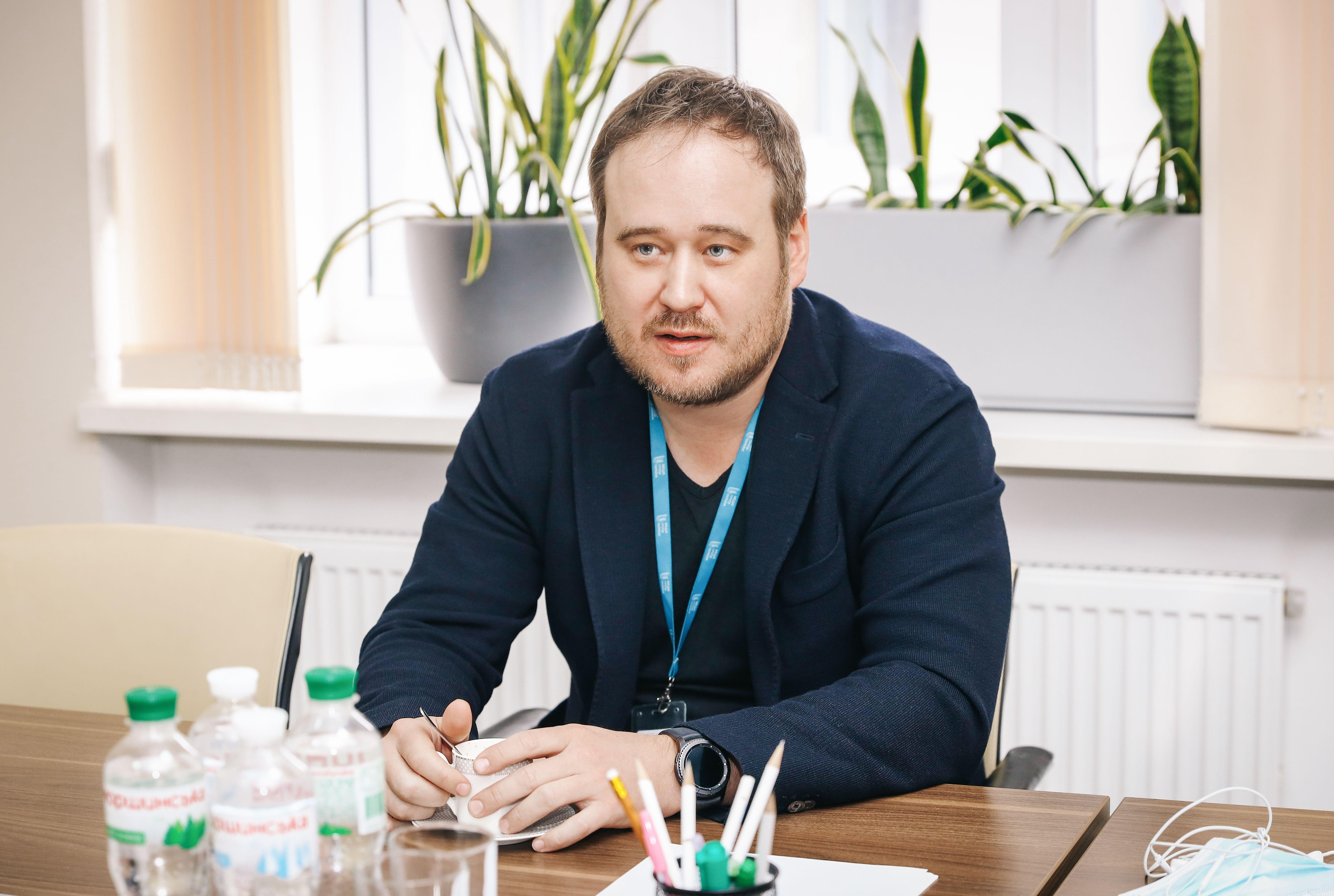 У «Новинній Групі Україна» працюють близько 600 чоловік – директор «Медіа Групи Україна»