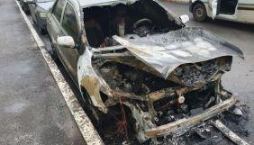 У Харкові згоріли машини працівників видання «Время Добкина»