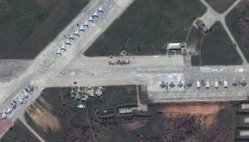 «Росія нарощує авіаційну міць». WSJ показала супутникові знімки російської бойової авіації у Криму (ФОТО)