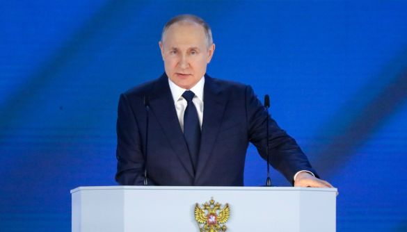 «Пошкодуєте так, як вже давно не шкодували». Путін пригрозив «організаторам провокацій» проти РФ асиметричними діями
